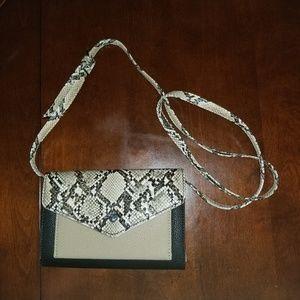 Handbags - Snake skin crossbody